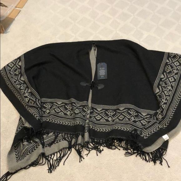 Elan Sweaters - Elan Poncho